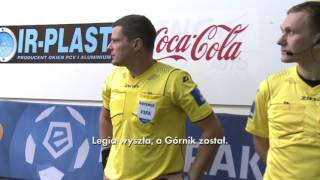 Video Liga od kuchni 2017/2018: Górnik Zabrze - Legia Warszawa || Kulisy || Ekstraklasa MP3, 3GP, MP4, WEBM, AVI, FLV Juni 2019