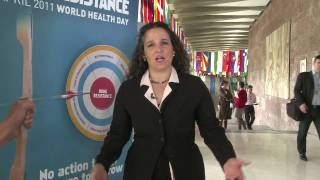 WHO: World Health Day 2011 - Combat Drug Resistance