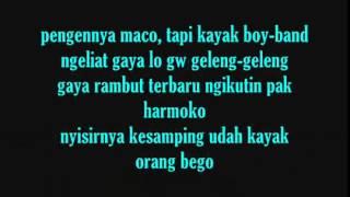 Download lagu Ecko Show Orasi Omongan Rapper Sakit Hati Mp3