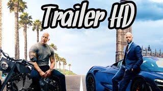 Hobbs & Shaw Trailer #HobbsandShaw #TrailerReaction #Squad #GeekSamurai