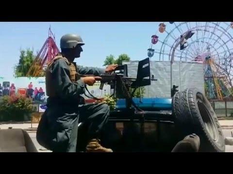 Αφγανιστάν: Επίθεση αυτοκτονίας στην κρατική τηλεόραση