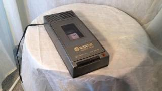 Nonton Kinyo VHS Rewinder Product Demo Film Subtitle Indonesia Streaming Movie Download