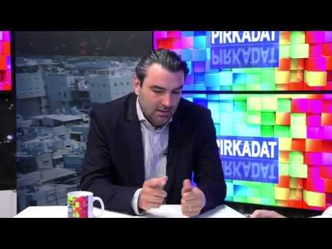 PIRKADAT: Dr. Ifj. Lomnici Zoltán