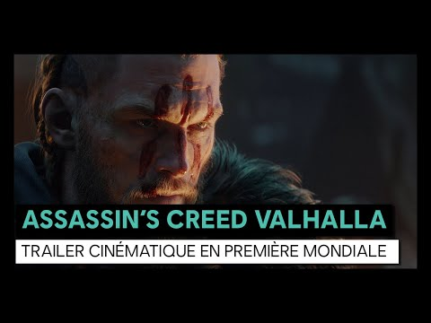 Assassin's Creed Valhalla : Trailer cinématique (VF)
