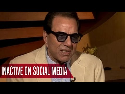 Dharmendra's TAKE On Celebrities On Social Media