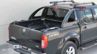 At Www.accessories-4x4.com: Nissan Navara D40 Unique Cover Lid 4x4 Off Road 4wd Accessories