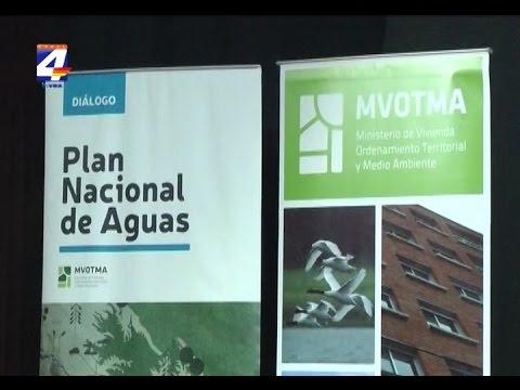 Plan Nacional de Aguas fue presentado en Paysandú