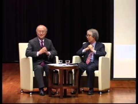 Herausforderungen und Gelegenheiten bei der Arbeit in IAEA
