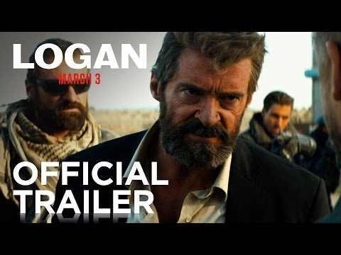 New X-Men Wolverine Movie Trailer - Logan