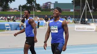 Nonton USA Sprinter Michael Rodgers at 2017 TrackTown Summer Series Film Subtitle Indonesia Streaming Movie Download