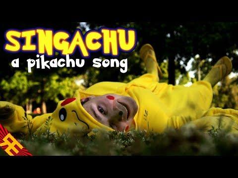 Singachu: A Pikachu Song