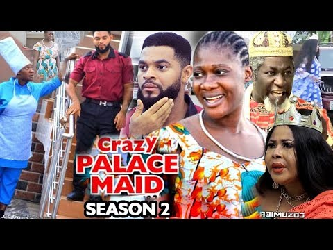 CRAZY PALACE MAID SEASON 2 - Mercy Johnson 2020 Latest Nigerian Nollywood Movie Full HD