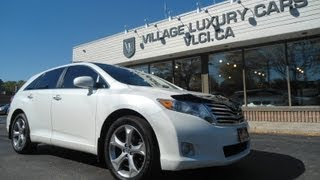 2009 Toyota Venza In Review - Village Luxury Cars Toronto
