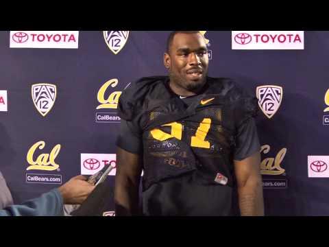 Deandre Coleman Interview 10/22/2013 video.