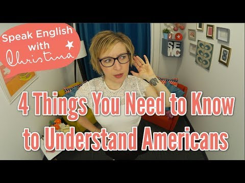 4 Keys to Understand Americans Who Talk Fast