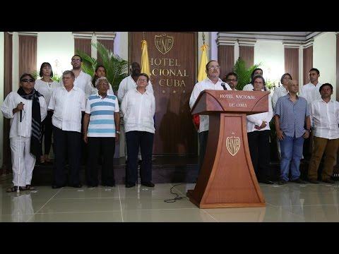 Comandante de las FARC-EP, Timoleón Jiménez, anuncia cese al fuego DEFINITIVO