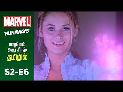 Marvel Runaways Tamil dubbed web series s2 e6