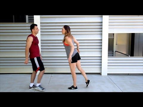 parkour - Bold Guy vs Dance Girl: http://youtu.be/rPT8coTBRG0 Confident and funny man the Bold Guy tries to pick up a girl who challenges him to a parkour / freerunnin...