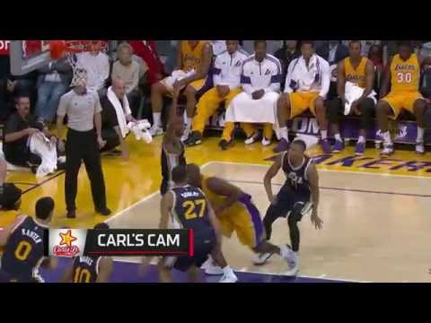 magical - Kobe Bryant draws the defense and somehow finds Carlos Boozer for the finish. About the NBA: The NBA is the premier professional basketball league in the United States and Canada. The league...