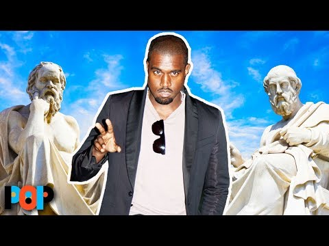 Kanye West Is Writing A Book On Philosophy