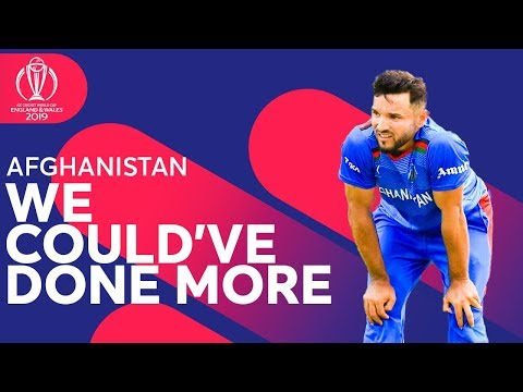 So Close Yet So Far | Afghanistan Tournament Review | ICC Cricket World Cup 2019