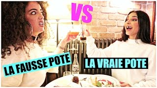 Video La vraie pote VS La fausse pote ⎮Sananas ft Shera ! MP3, 3GP, MP4, WEBM, AVI, FLV Oktober 2017