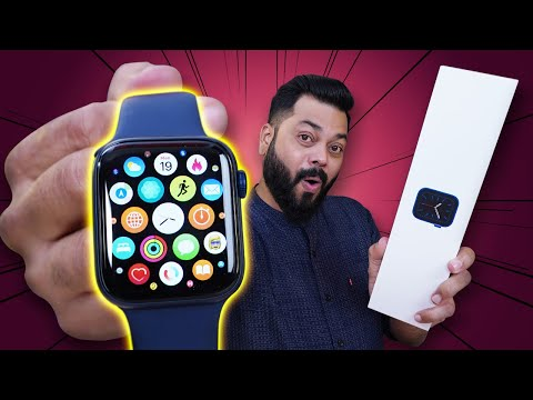Apple Watch Series 6 Unboxing And First Impressions ⚡The Best Smart Watch I Have Used