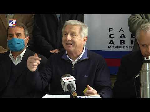 Cabildo Abierto de Paysandú anunció su apoyo al Partido Nacional en las elecciones departamentales