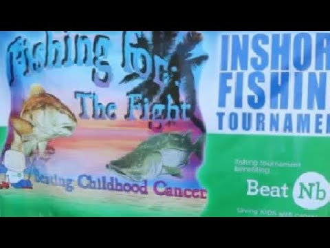 Reel in a big one to fight childhood cancer with 'Fishing for the Fight'