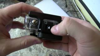 How to open GoPro HERO3 Camera