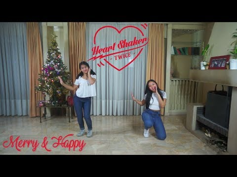"TWICE ""Heart Shaker"" dance cover by 4KPOP from France"