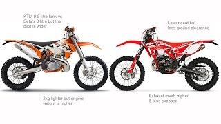 6. KTM 300EXC vs BETA RR300: long-term test review & comparison