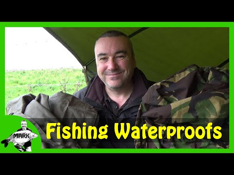 BEST Fishing Waterproofs