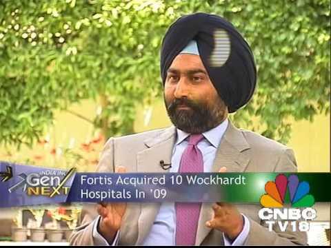 India Inc Gen Next Episode 30 Part 3 – Fortis Healthcare & Parkway