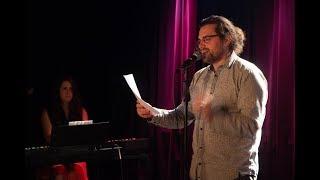 Thomas Langlois à Vivement poésie - Juin 2018
