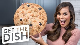 Supersize Your Cookie Love | Get the Dish by POPSUGAR Food