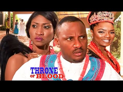 Throne Of Blood Season 1 - Yul Edochie|2019 Latest Nigerian Nollywood Movie