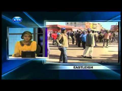 NAIROBI BREAKING NEWS: SIX DEAD, SCORES INJURED IN EASTLEIGH MATATU EXPLOSION