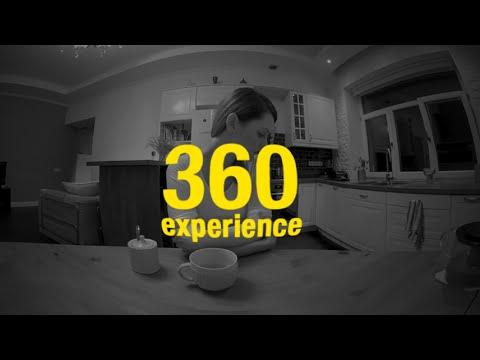 這支震撼人心的360度影片希望大家「不要往另一邊看」...你真的能不看嗎?