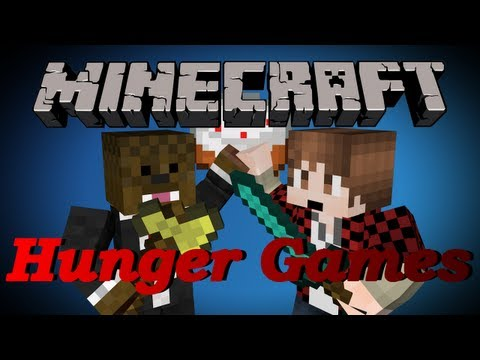Minecraft Hunger Games w/ Mitch and Jerome! Game #80 - Spooky Axe!