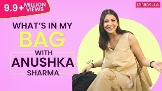 What's in my bag with Anushka Sharma   S02E06   Fashion   Pinkvilla   Jab Harry Met Sejal