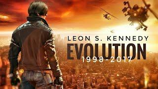 Video LEON S. KENNEDY EVOLUTION (1998-2017) MP3, 3GP, MP4, WEBM, AVI, FLV Mei 2019