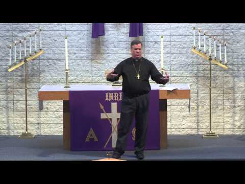 Bethlehem Lutheran Church - Sunday Worship Service: 3/10/2013