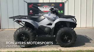 10. 2018 Yamaha Kodiak 700 EPS