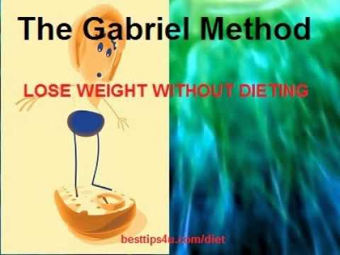 The Gabriel Method – Weight Loss Without Dieting