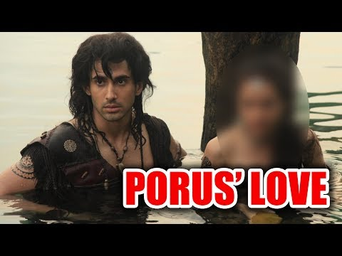 Suhani Dhanki talks about her character in Porus
