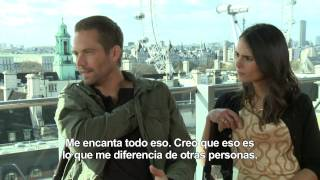 Nonton FAST & FURIOUS 6 -Entrevista a Paul Walker y Jordana Brewster Film Subtitle Indonesia Streaming Movie Download