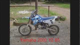 8. Yamaha 2001 YZ 85 (Review Video #5) Angry Motorcycle Nerd