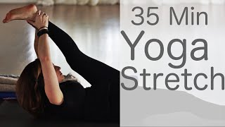 Yoga Stretch for All Levels