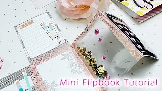 DIY Mini Flipbook